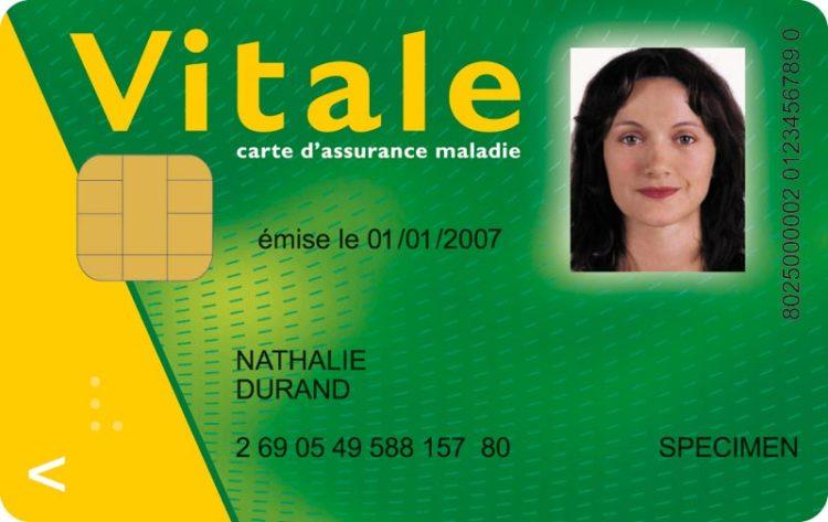 carte vitale lecteur de carte vitale