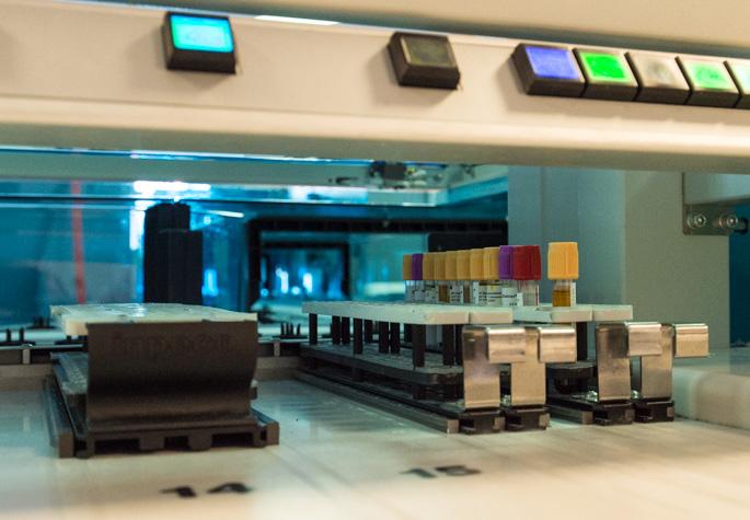 Laboratoire médicalisé de Biopole à Orthez