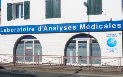 Site Laboratoire Biopole de Ciboure analyses médicales et biologiques