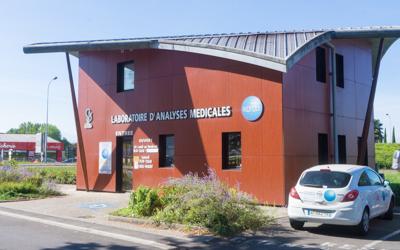 Site Laboratoire Biopole de Idron analyses médicales et biologiques